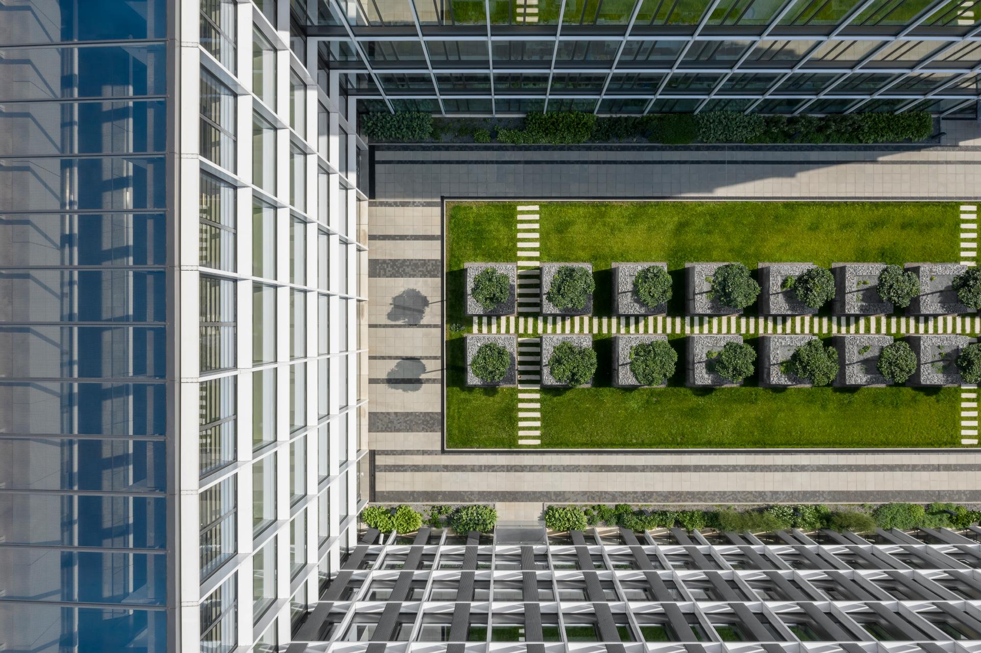 Офисный парк Comcity