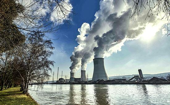 Атомная электростанцияТианж в Бельгии