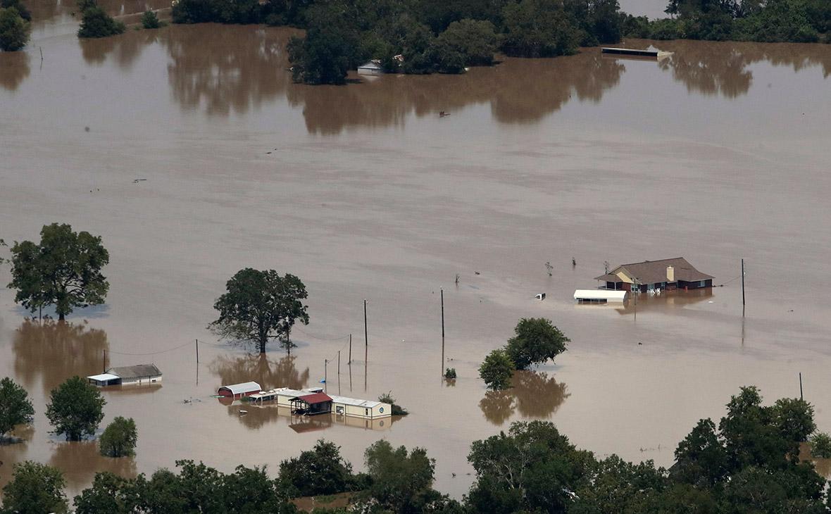 Последствия урагана «Харви»