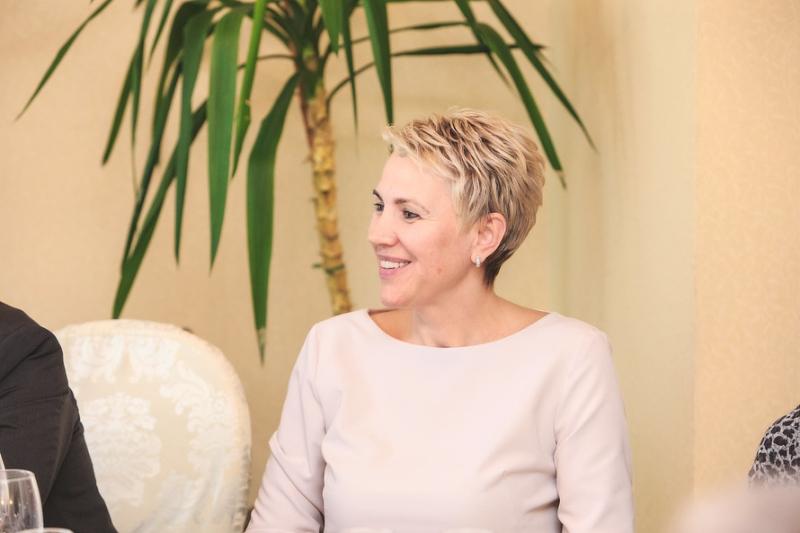 Светлана Бабушкина, управляющая отелем «Кайзерхоф».