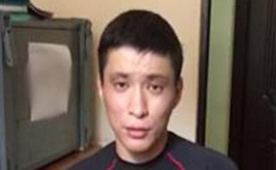 Один из российскихвоеннослужащих, задержанныхвХерсонской области