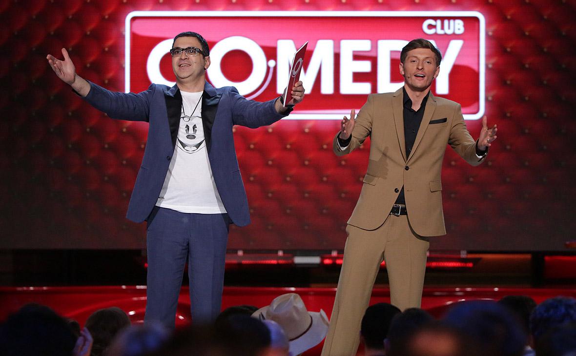 Газпром-Медиа» стала единственным владельцем Comedy Club ...