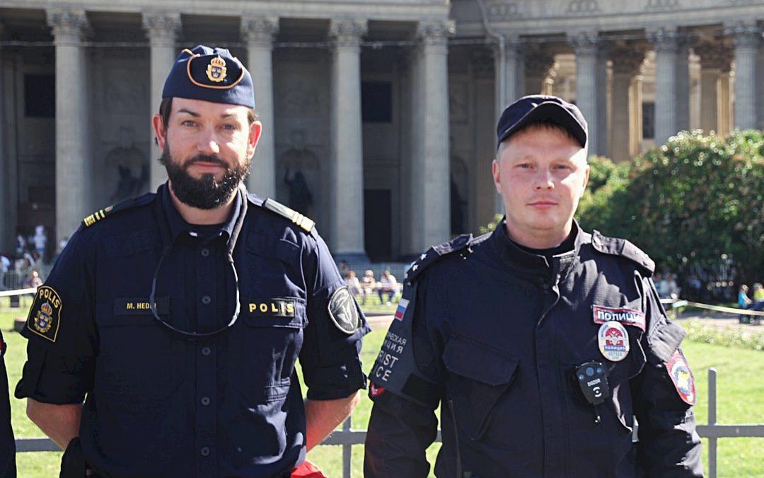 Фото:ГУ МВД России по Санкт-Петербургу и Ленинградской области (Instagram)