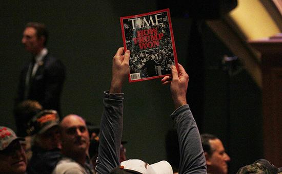 Один из выпусков журнала Time