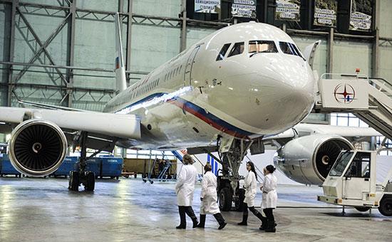 ТУ-204-300 VIP-класса