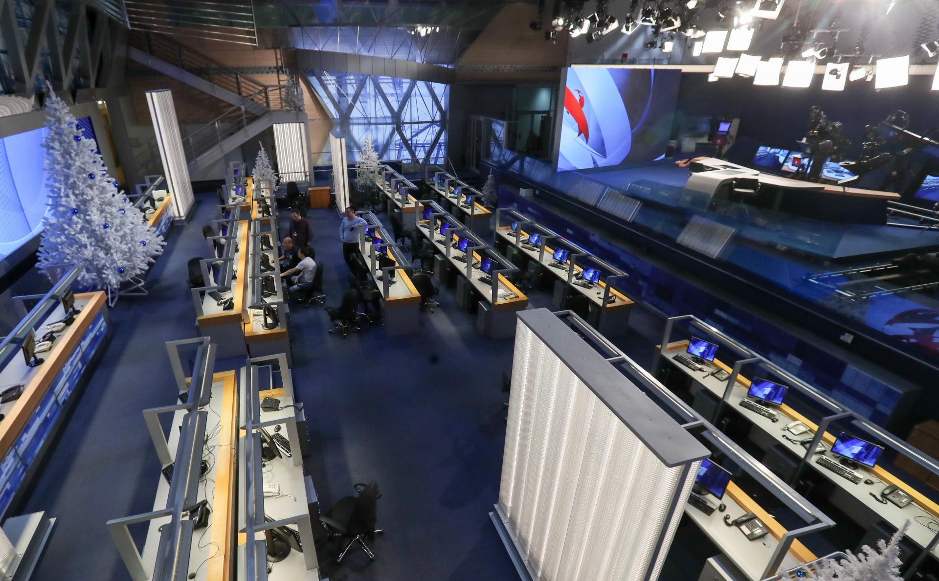 ВТБ вернется в число акционеров Первого канала
