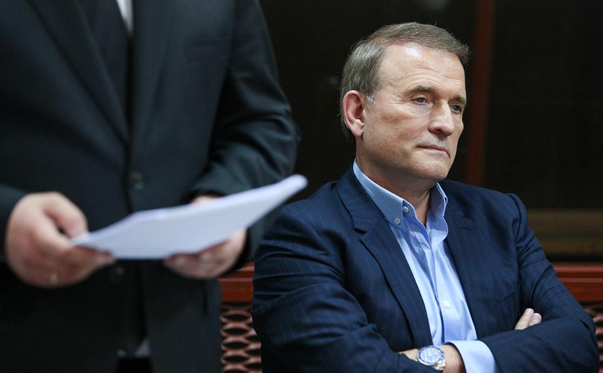 Суд в Киеве отказался ужесточать меру пресечения для Медведчука :: Политика  :: РБК