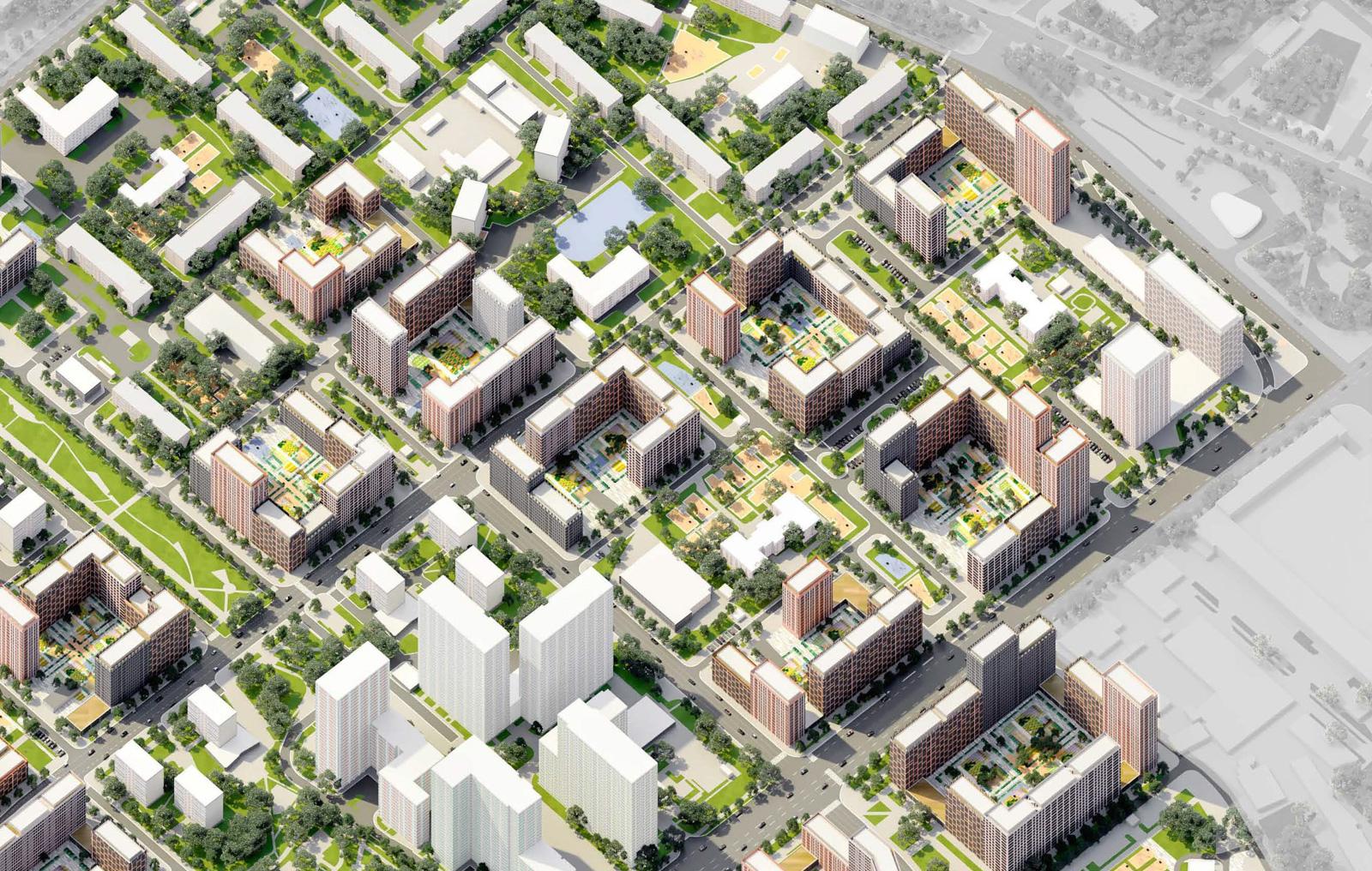 Фото:Архитектурное бюро ASADOV
