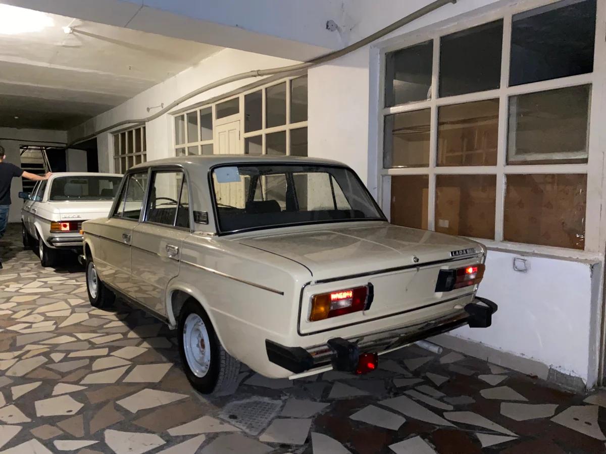 ВАЗ-2106 выставили на продажу за 3,8 млн рублей
