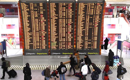 Аэропорт Руасси—Шарль-де-Голль, Париж