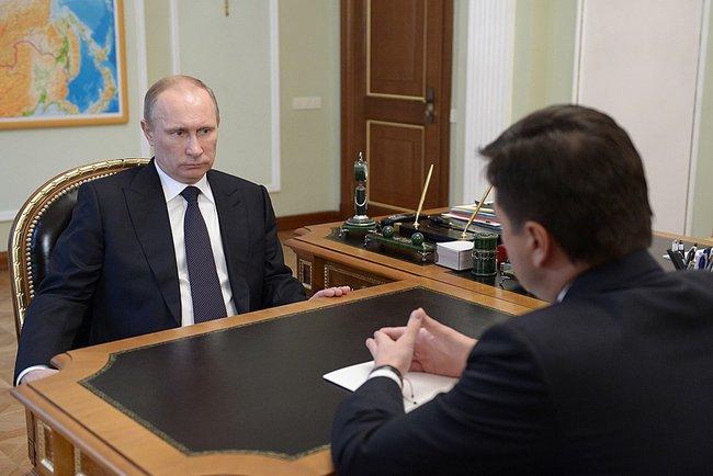Фото:пресс-служба Президента России
