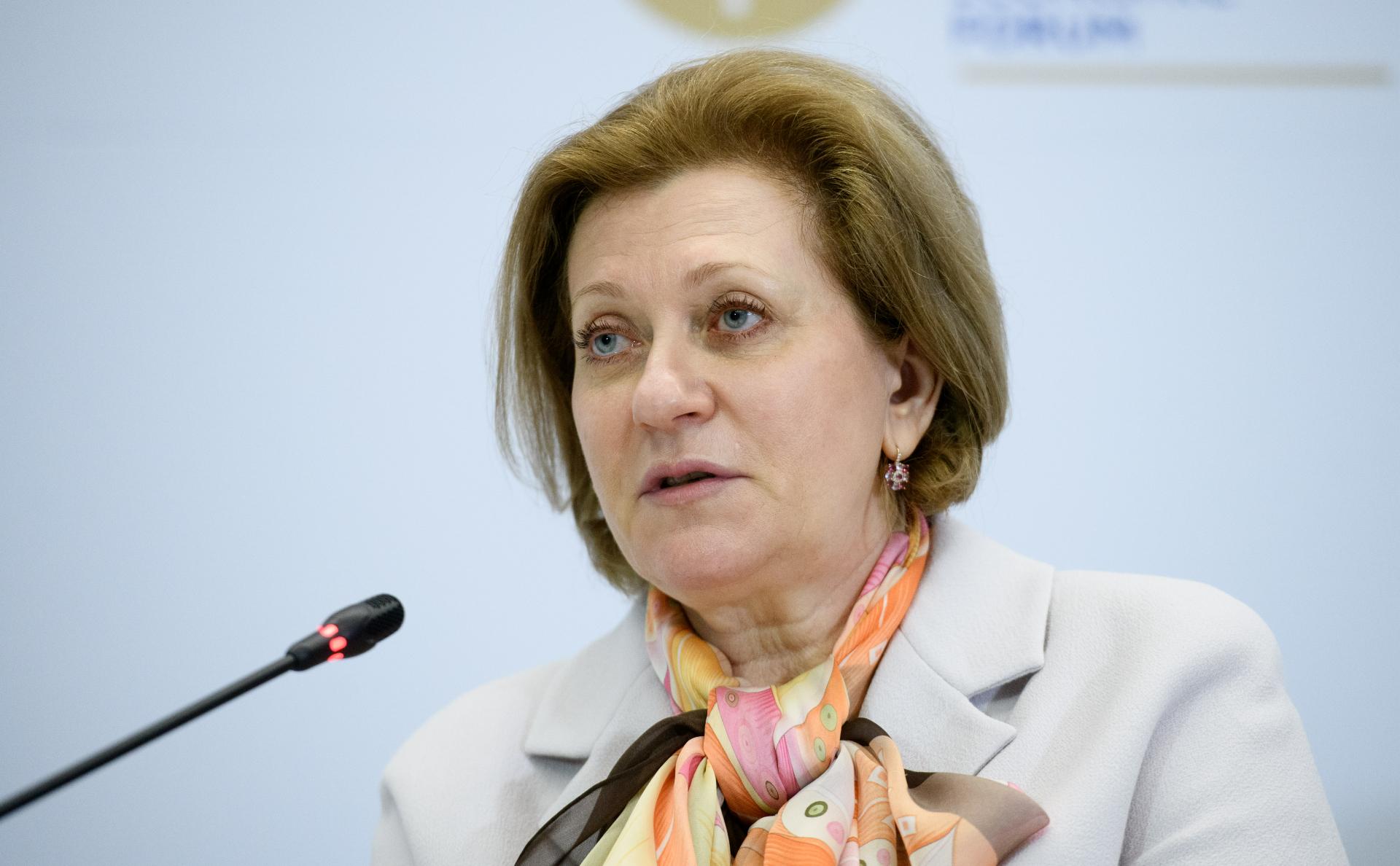 Попова назвала долю штамма «дельта» среди заболевших коронавирусом