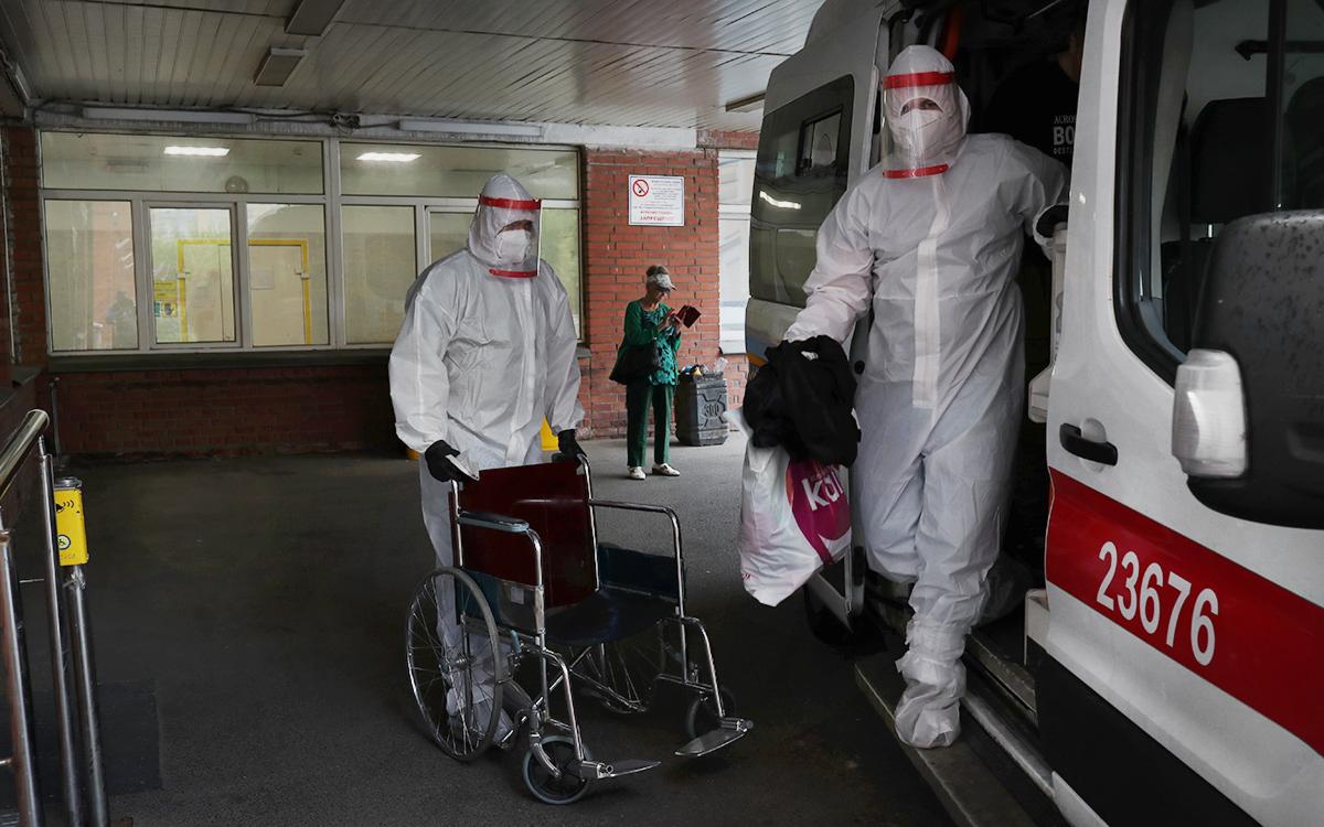 Генконсул Турции в Петербурге умер от коронавируса