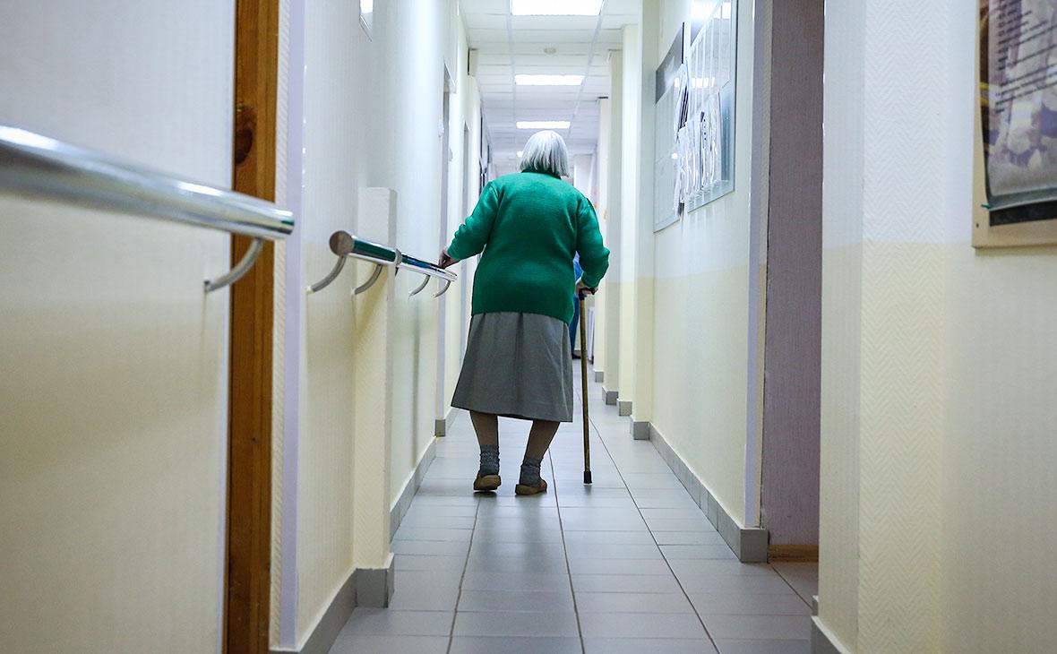 Дом престарелых в красноярском крае условия 2015 беловский дом престарелых