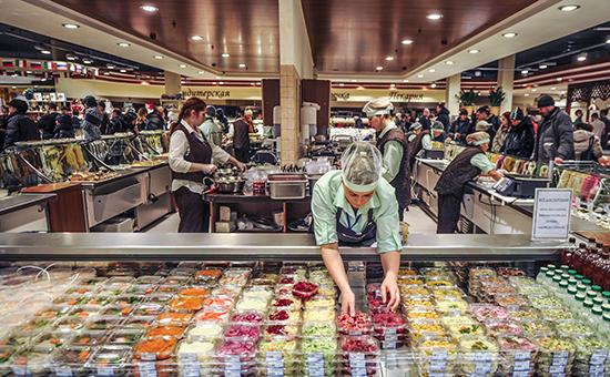 Супермаркет торговой сети «Бахетле»