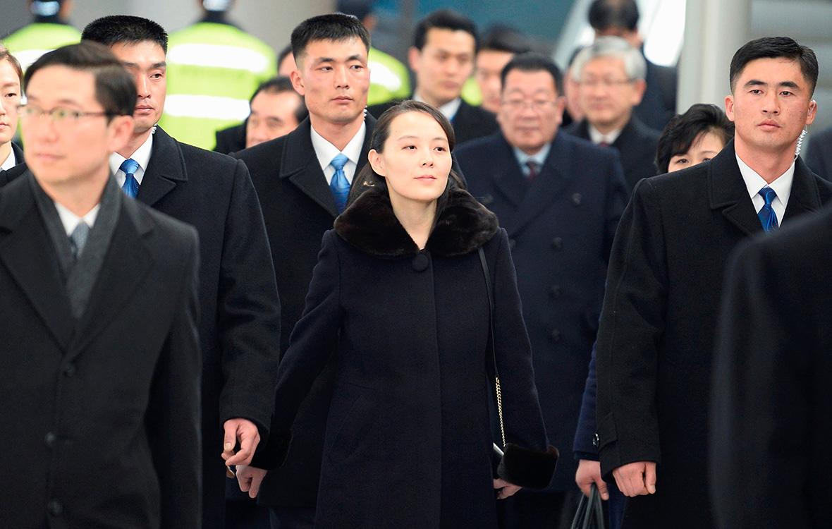 Делегация КНДР в последний момент отменила встречу с Пенсом в Пхёнчхане