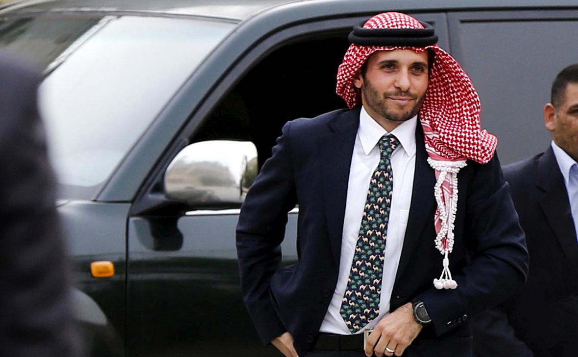 Иорданский принц-заговорщик решил доверить свою судьбу королю