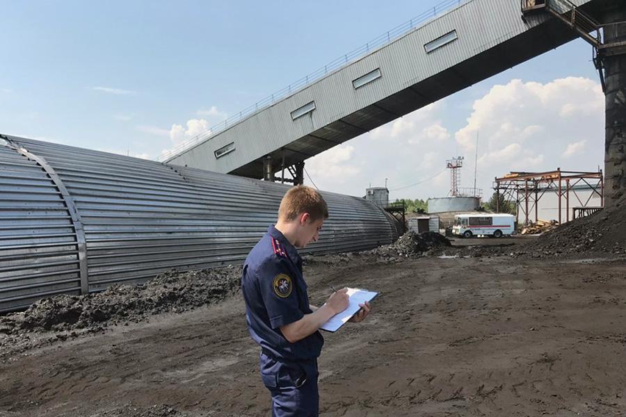 Фото:СК РФ по Кемеровской области - Кузбассу