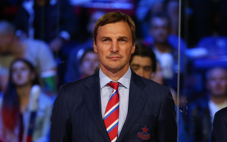 Фото:Сергей Федоров (cska-hockey.ru)