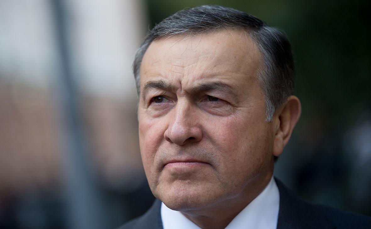 АразАгаларов