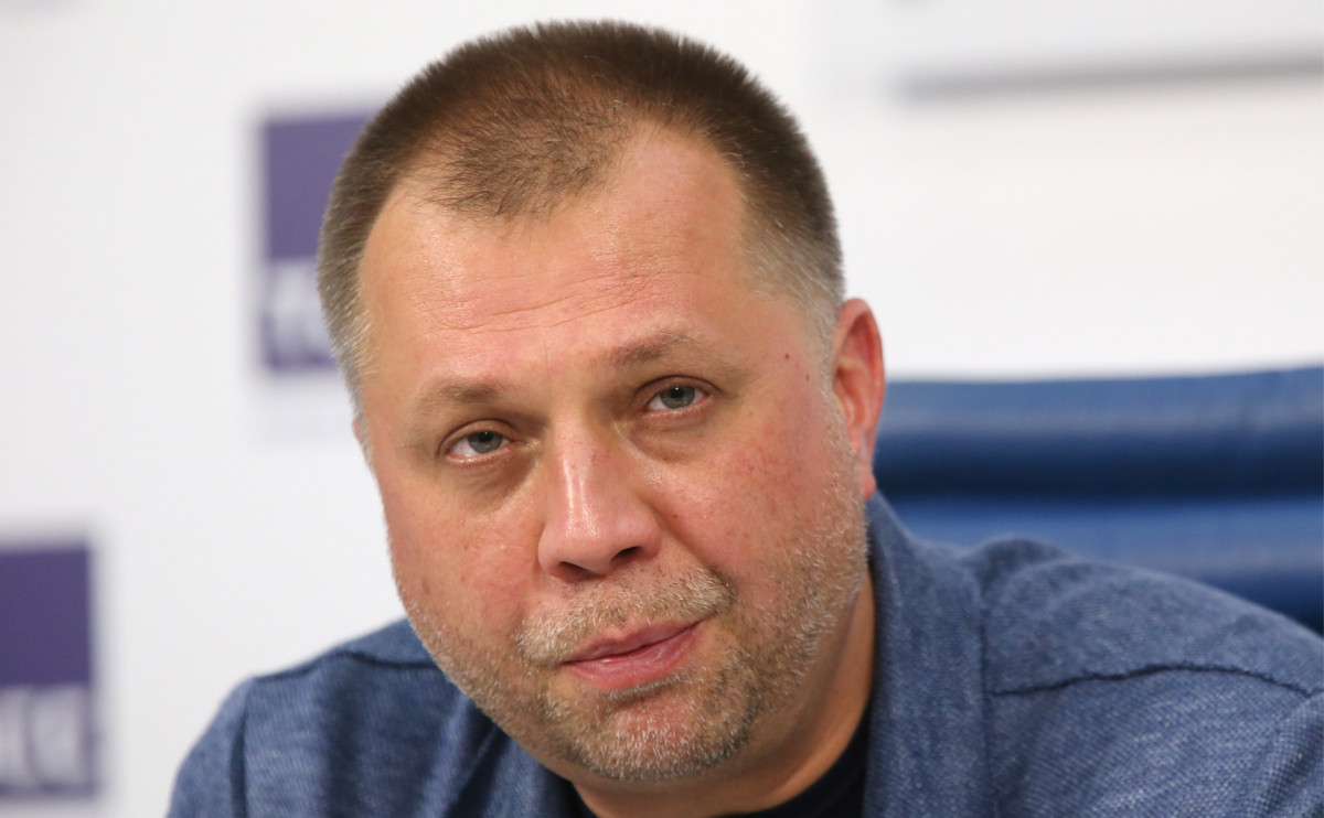 Фото: Александр Бородай (Фото: Владимир Гердо / ТАСС)