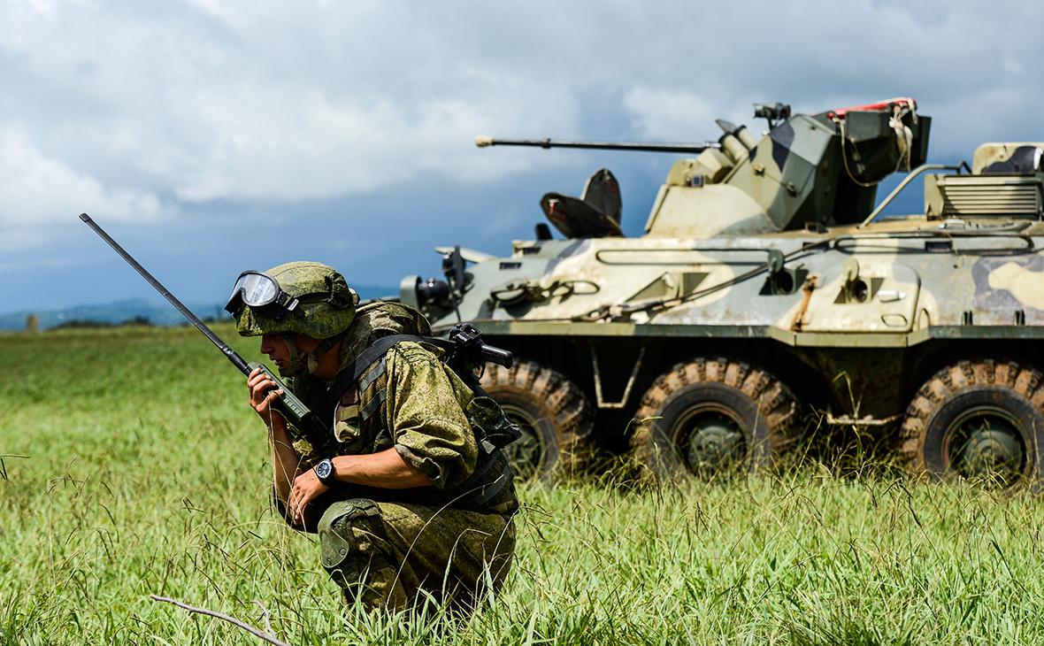 Масштабная проверка боеспособности началась в двух военных округах России