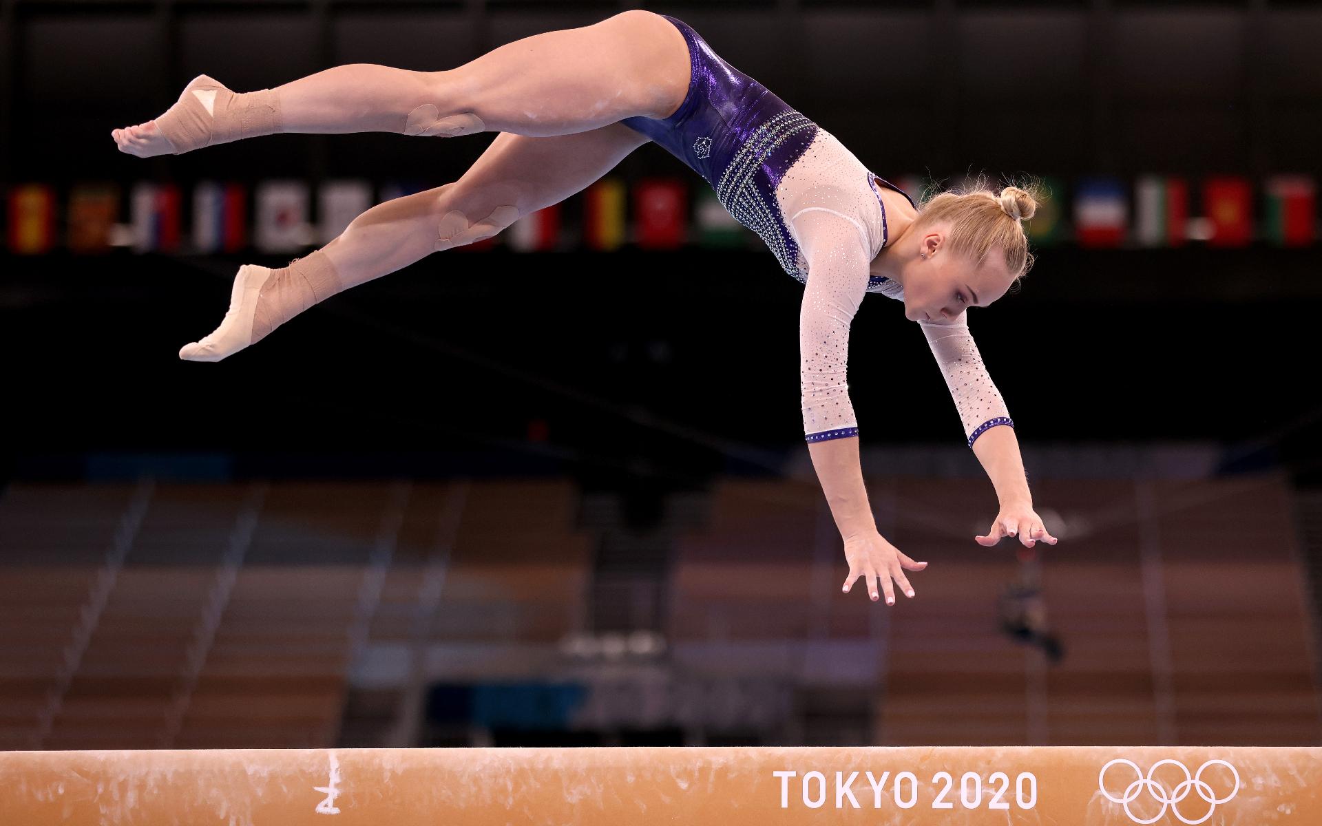 Фото: Ангелина Мельникова (Jamie Squire/Getty Images)