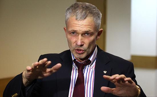 Председатель Московского отделения Российского Красного Креста Игорь Трунов