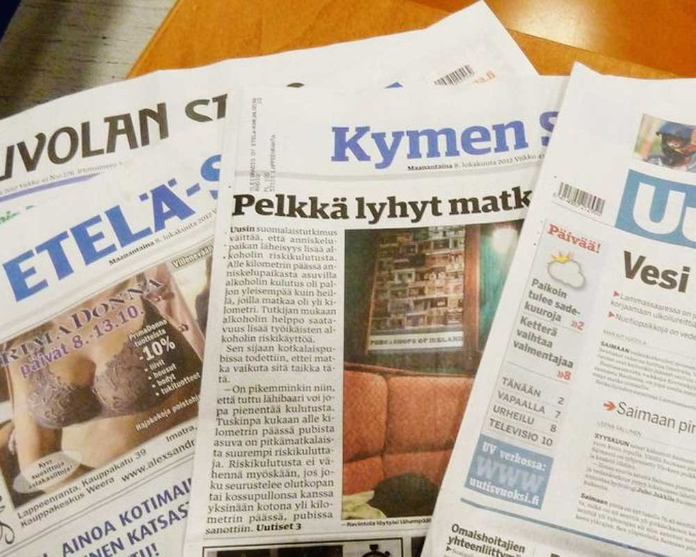 Фото: sanomalehtimedia.fi