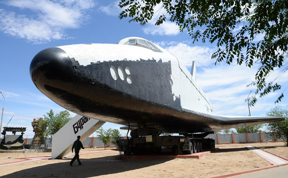 Многоразовый космический корабль «Буран»