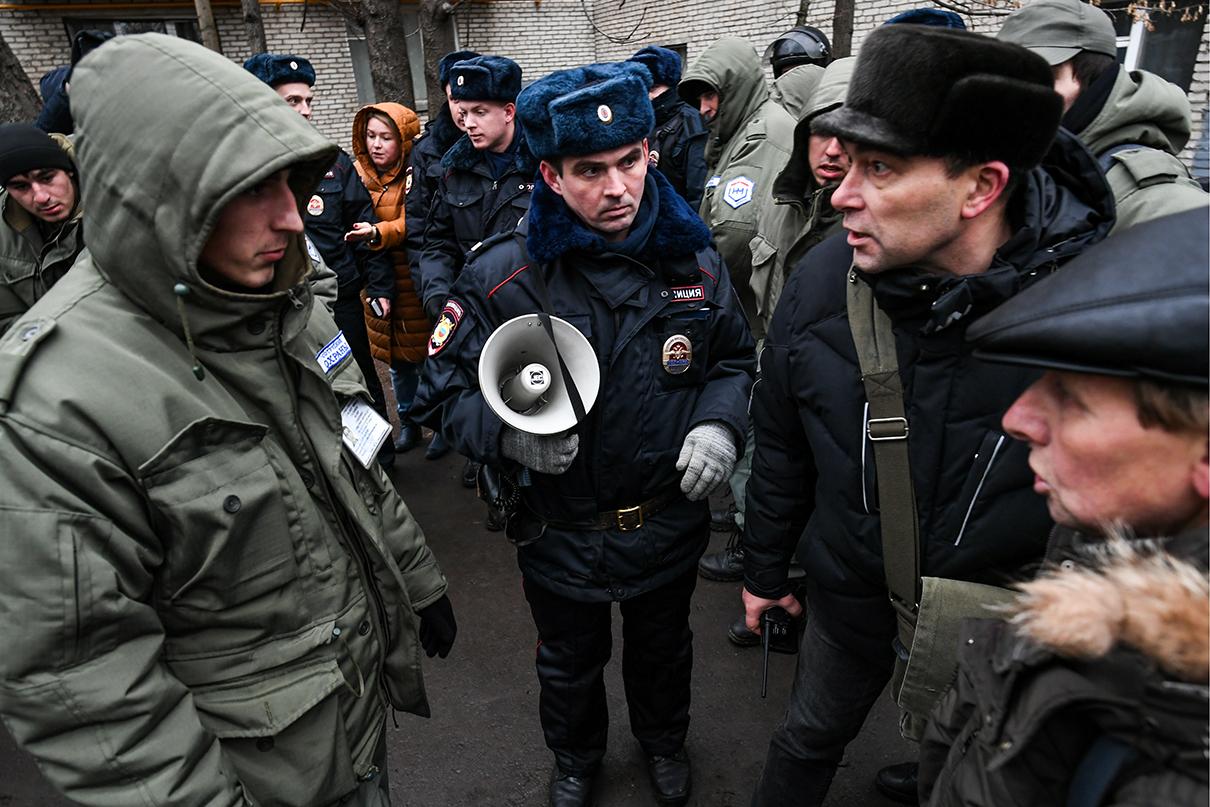 Фото:Максим Григорьев/ТАСС