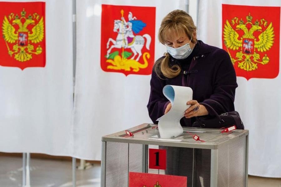 Фото:ЦИК России