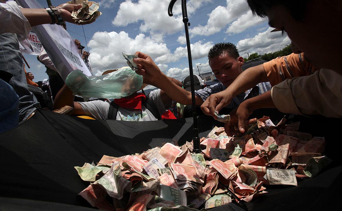 Фото:Esteban Felix / AP