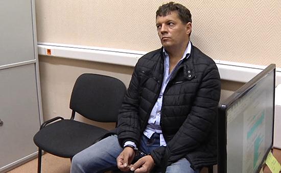 Гражданин Украины РоманСущенко