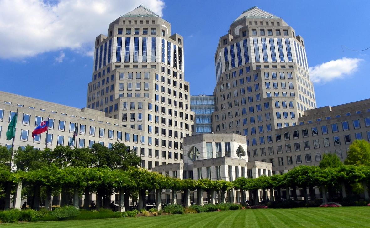 Штаб-квартира Procter & Gamble