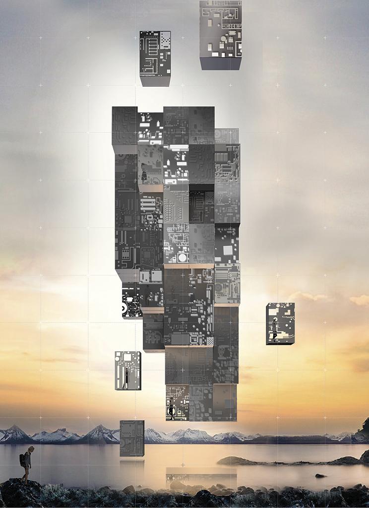 Специальное упоминание жюри — архитектурное бюро Wall (Москва)