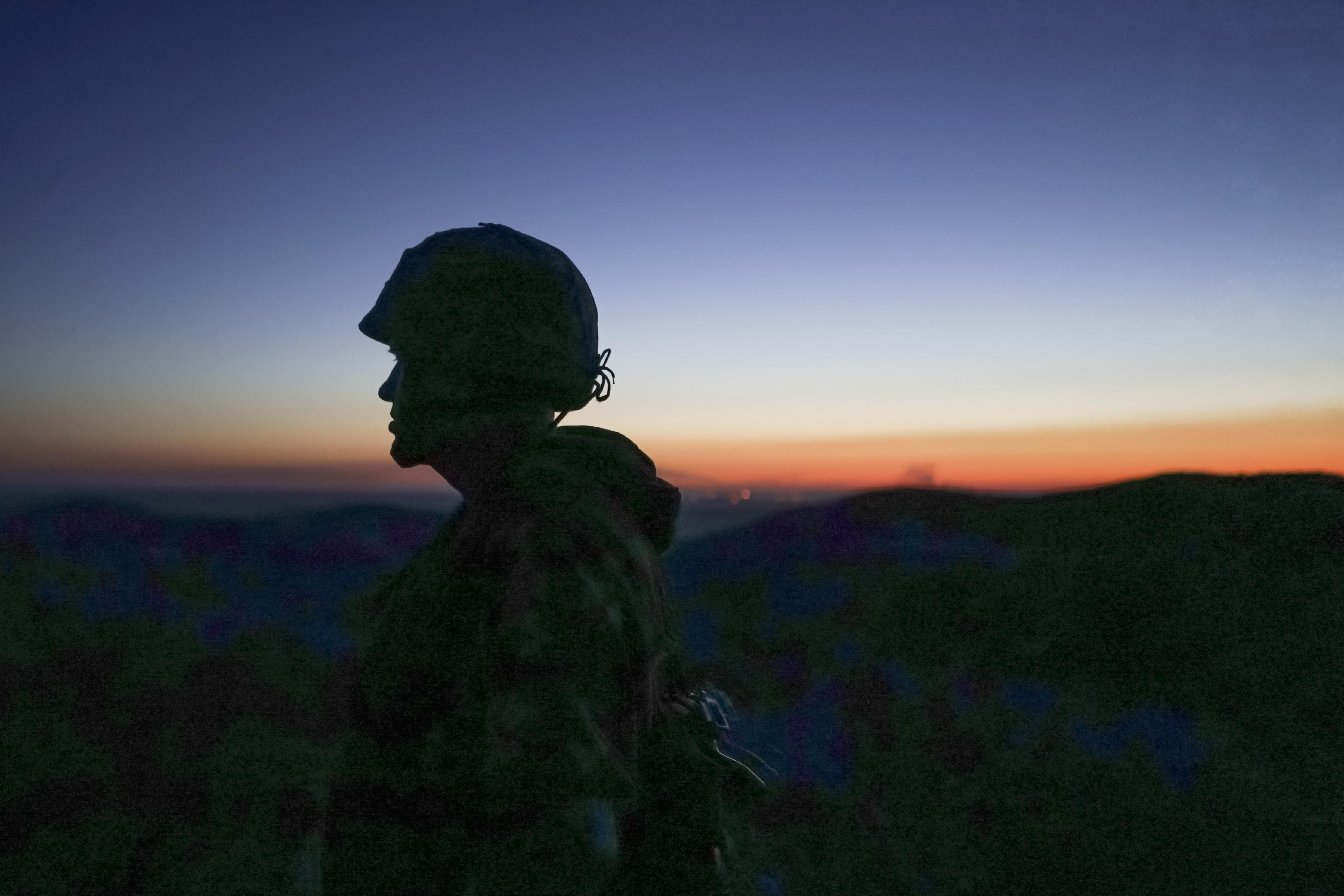 Ополченецсамопровозглашенной Донецкой народной республики. Архивное фото
