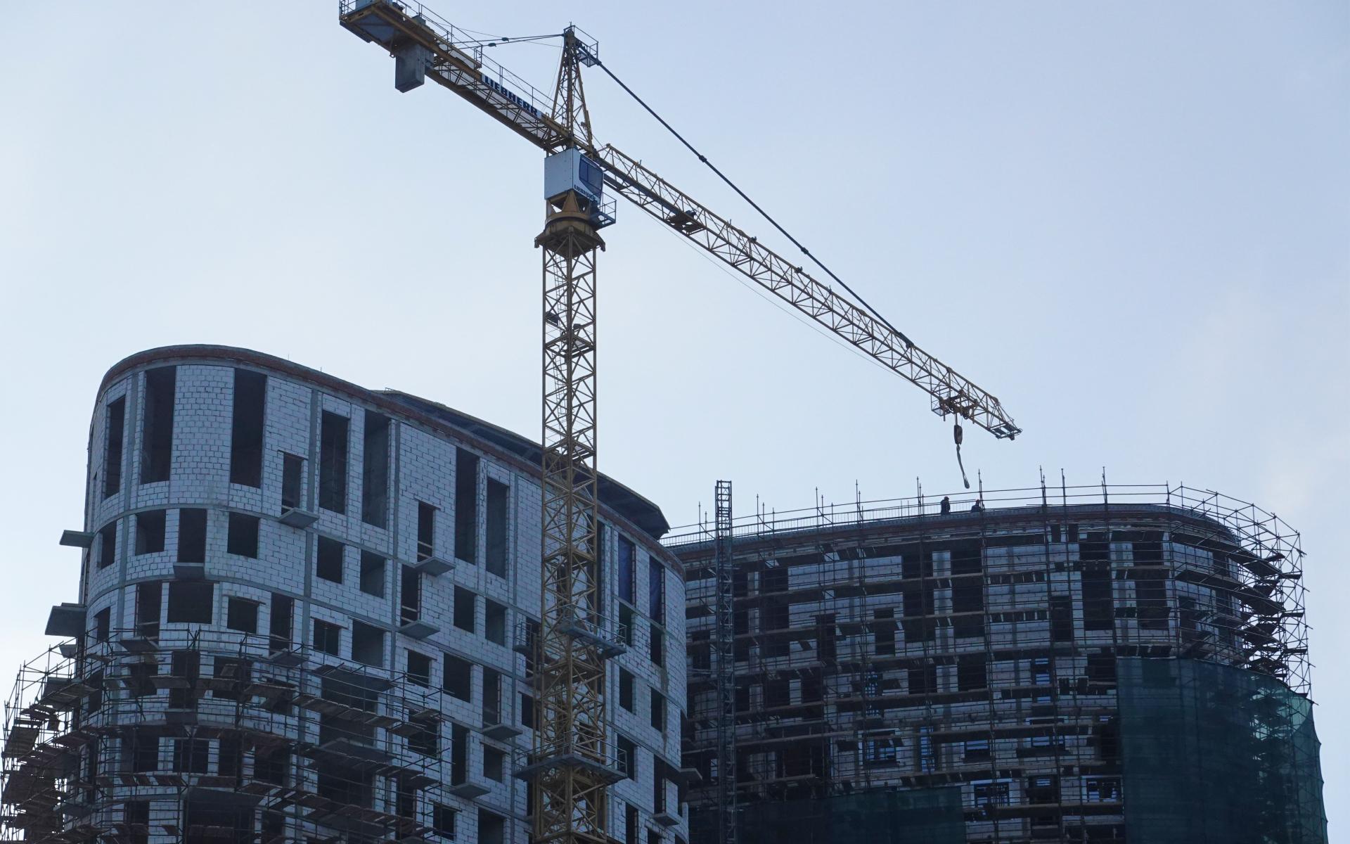 Дороже всего 1 кв. м в строящемся жилье стоит в Москве