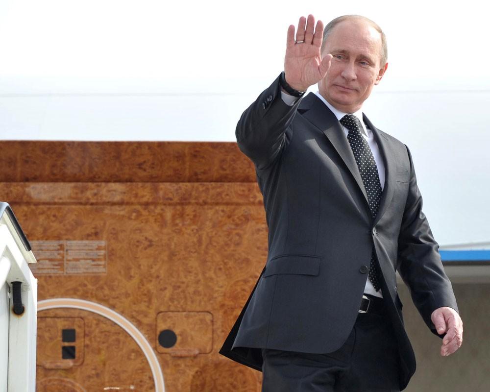 В.Путин: Либо я работаю плохо, либо вы :: Политика :: РБК