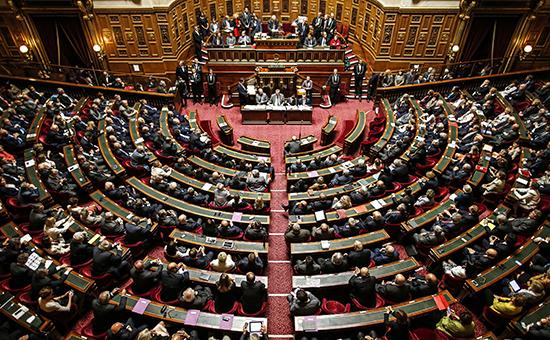 Верхняя палата парламента Франции