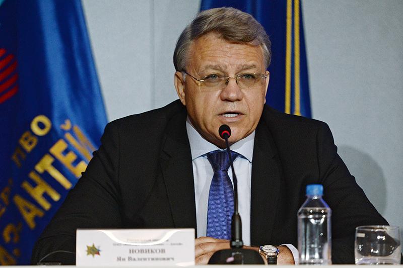 Генеральный директор ОАО«Концерн ПВО «Алмаз-Антей» Ян Новиков