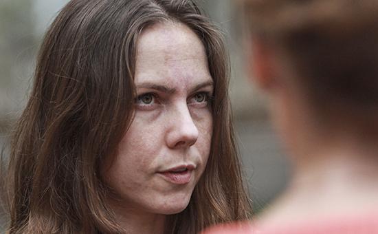 Вера Савченко, сестра осужденной вРоссии украинской военнослужащей Надежды Савченко