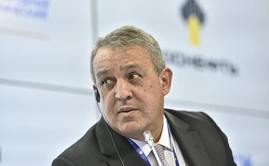 Министр нефти Венесуэлы Эулохио дель Пино