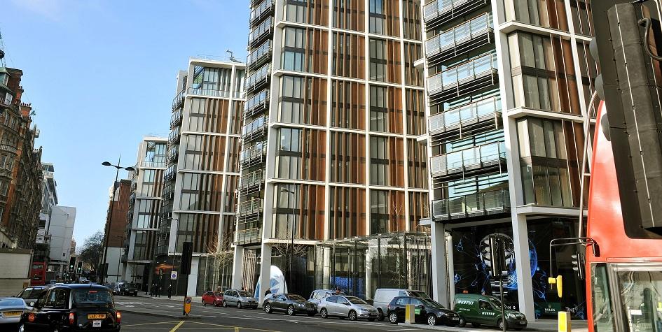 Элитный комплекс One Hyde Park в Лондоне