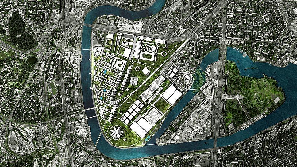 Проект планировки территории ЗИЛ-Юг