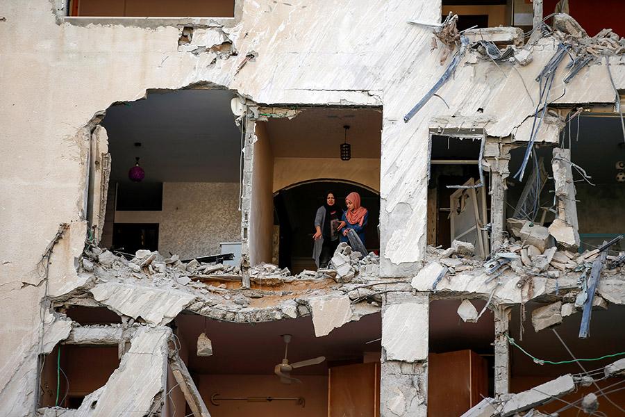 Фото:Suhaib Salem / Reuters