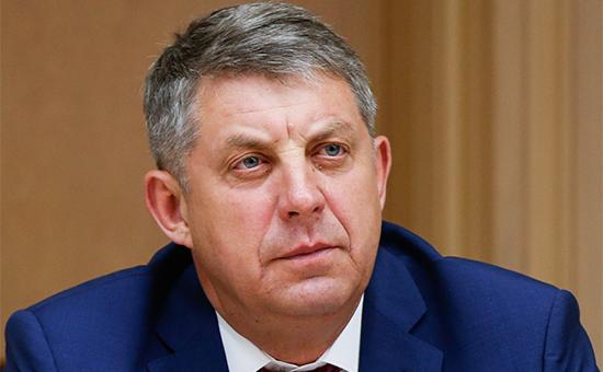 Губернатор Брянской области Александр Богомаз