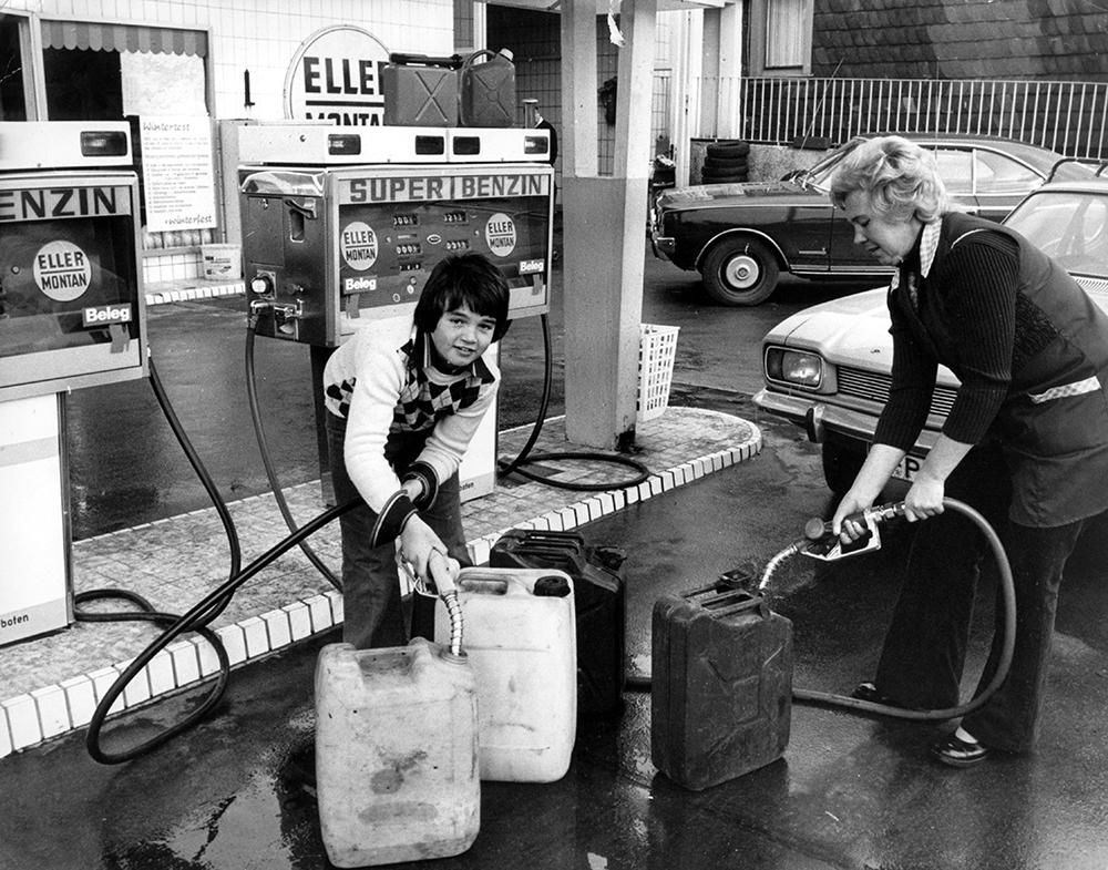 Цены на нефть стали влиять на стоимость недвижимости в 1970-х гг.