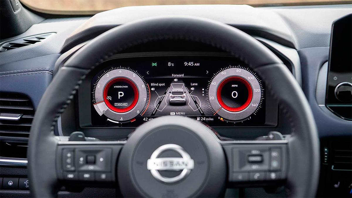 Nissan представил Qashqai нового поколения