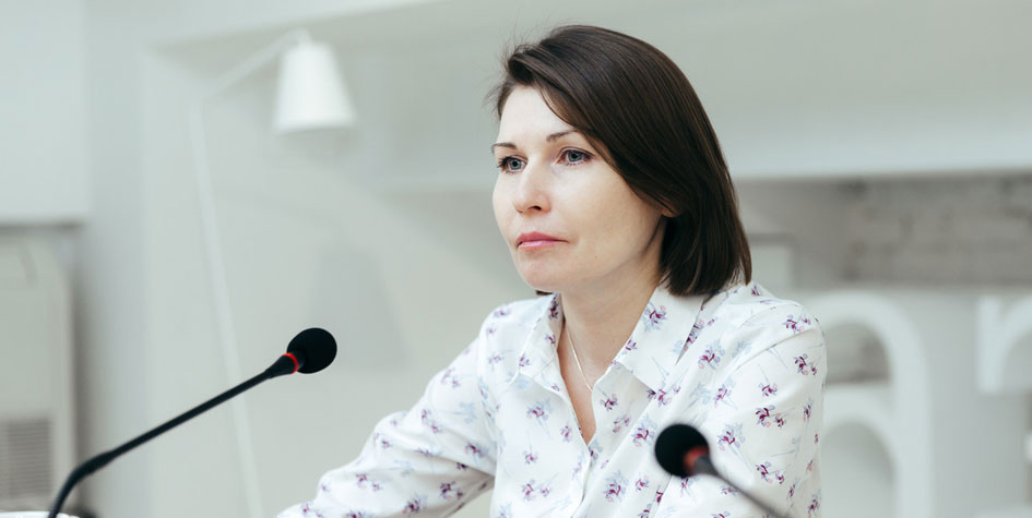 Генеральный директор «Бон Тон» Наталия Кузнецова